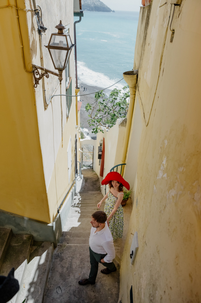 After-wedding photoshoot on Amalfi coast, Italy, Amalfi, Anastasiya Kotelnyk photographer, #21291