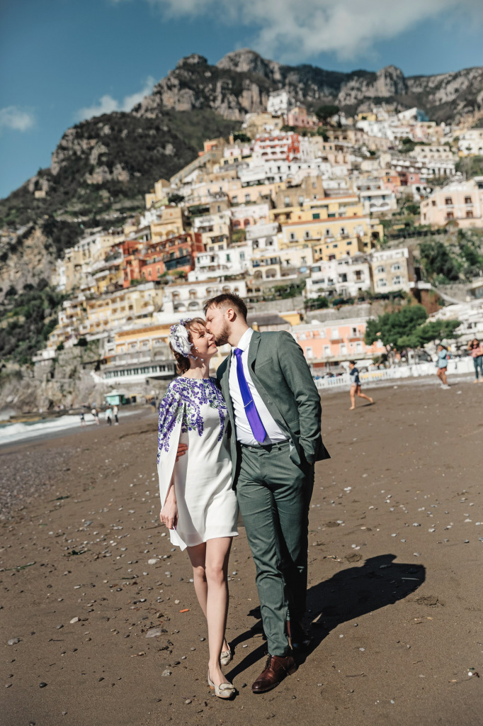 After-wedding photoshoot on Amalfi coast, Italy, Amalfi, Anastasiya Kotelnyk photographer, #21264