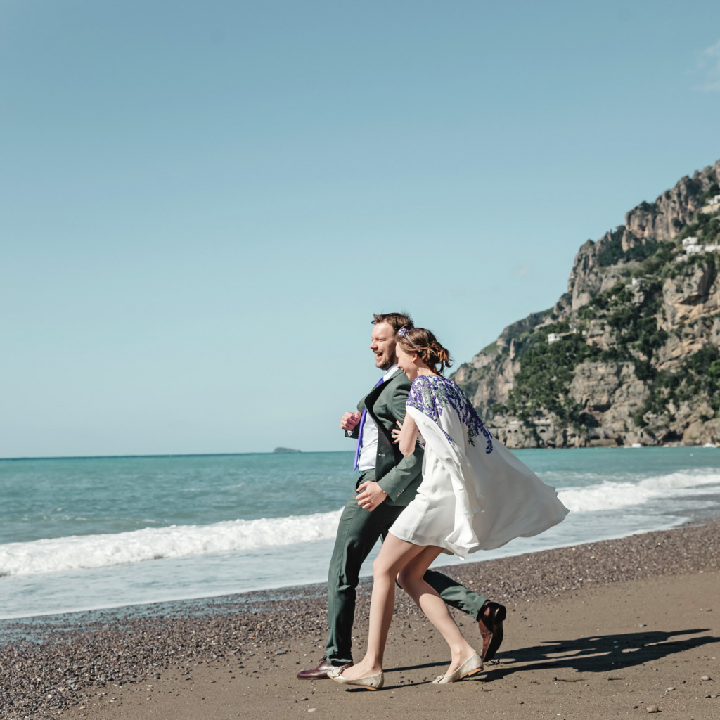 After-wedding photoshoot on Amalfi coast, Italy, Amalfi, Anastasiya Kotelnyk photographer, #21271