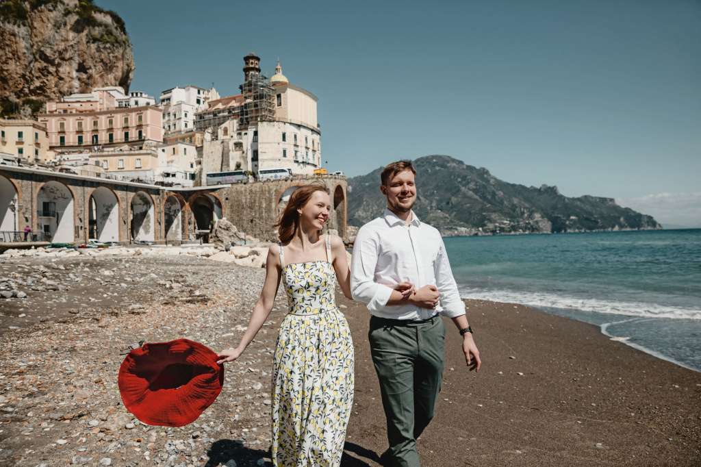 Amalfi honeymoon photographer