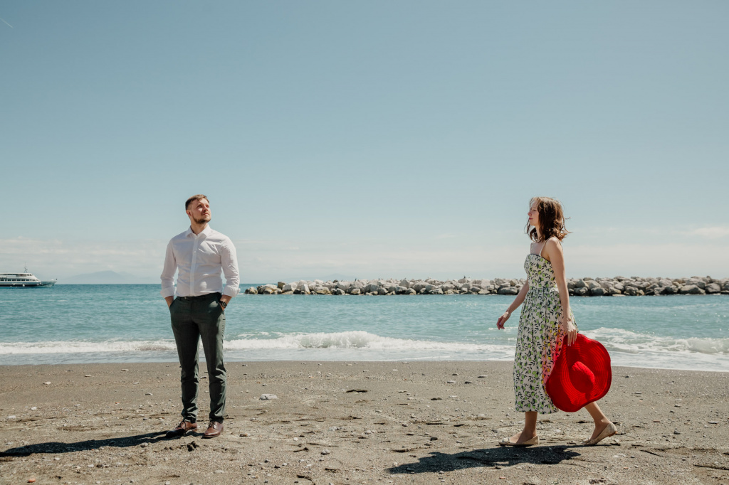 After-wedding photoshoot on Amalfi coast, Italy, Amalfi, Anastasiya Kotelnyk photographer, #21300