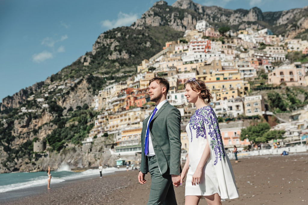 After-wedding photoshoot on Amalfi coast, Italy, Amalfi, Anastasiya Kotelnyk photographer, #21266