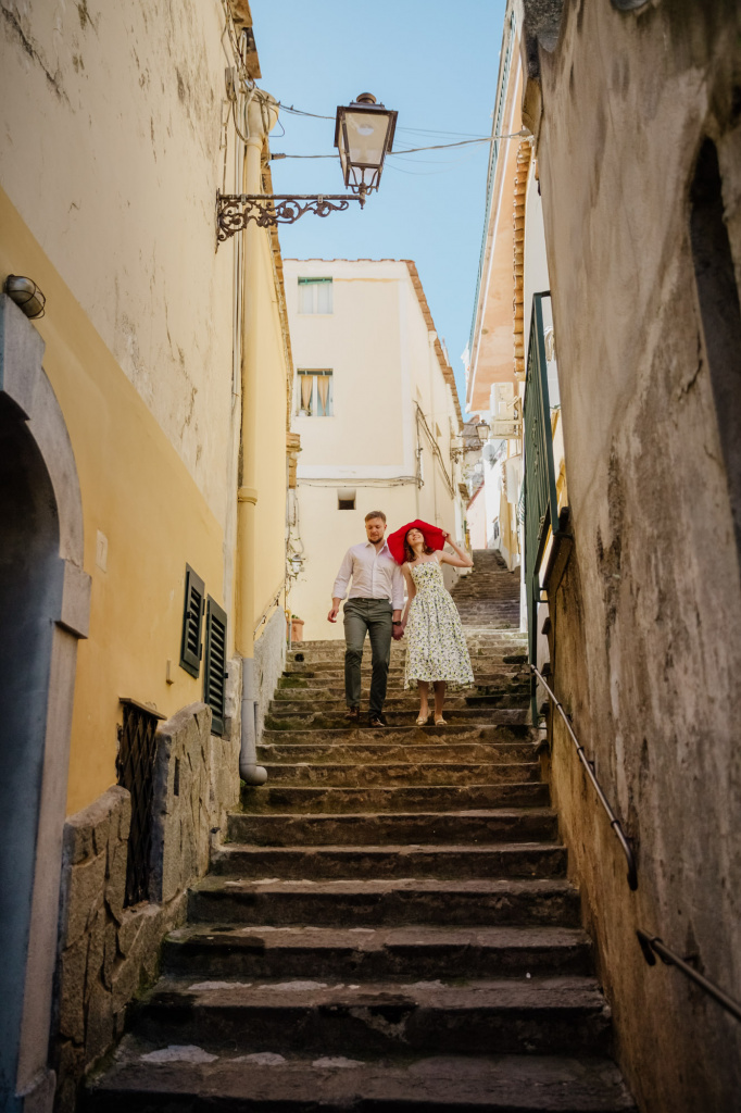 After-wedding photoshoot on Amalfi coast, Italy, Amalfi, Anastasiya Kotelnyk photographer, #21283