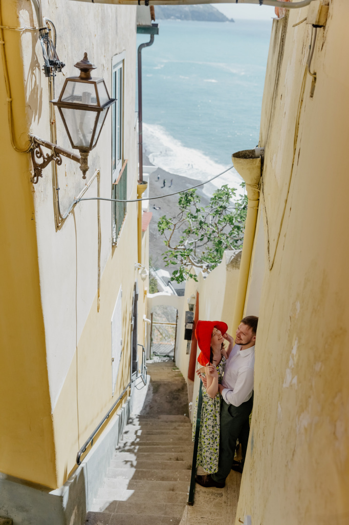 After-wedding photoshoot on Amalfi coast, Italy, Amalfi, Anastasiya Kotelnyk photographer, #21290