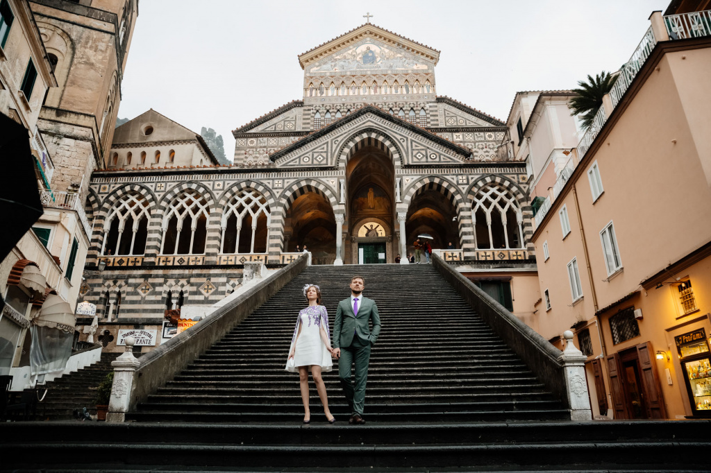 After-wedding photoshoot on Amalfi coast, Italy, Amalfi, Anastasiya Kotelnyk photographer, #21274
