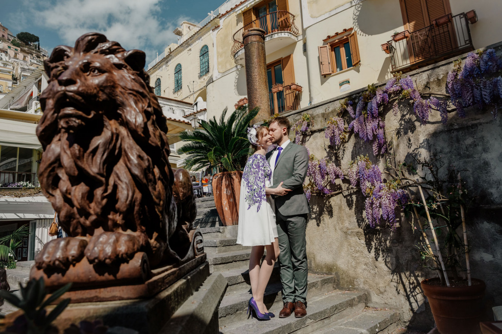 After-wedding photoshoot on Amalfi coast, Italy, Amalfi, Anastasiya Kotelnyk photographer, #21267