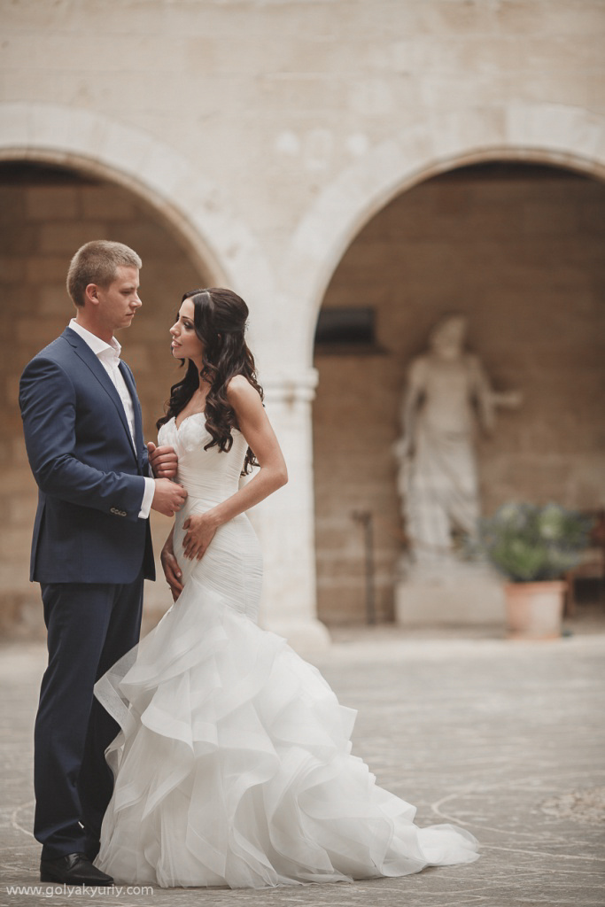 Wedding photo session in Spain. Palma De Mallorca, Spain, Yuriy Goliak photographer, #23651