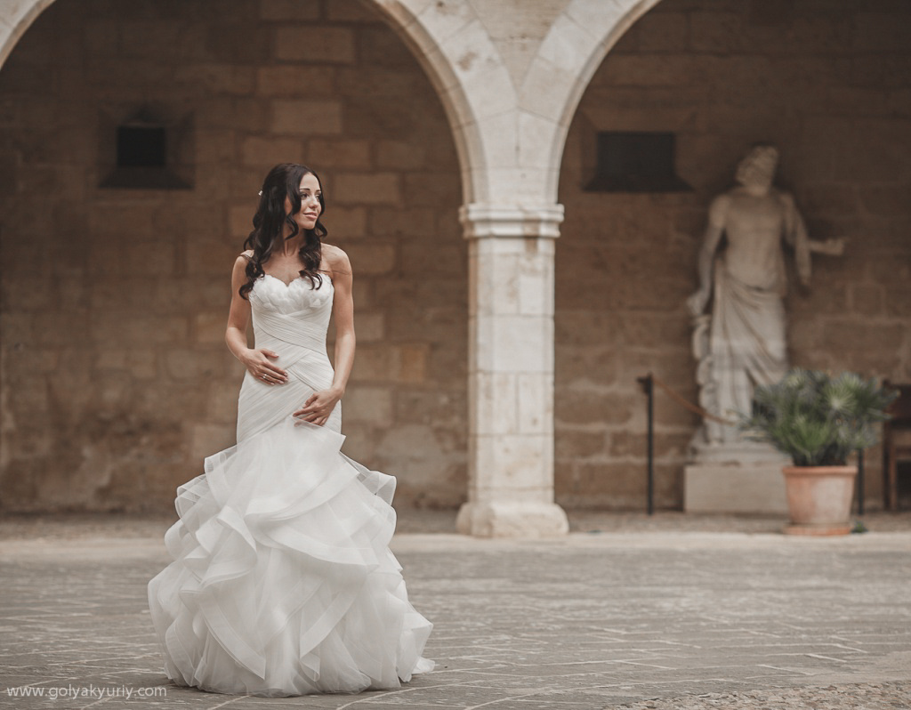 Wedding photo session in Spain. Palma De Mallorca, Spain, Yuriy Goliak photographer, #23652