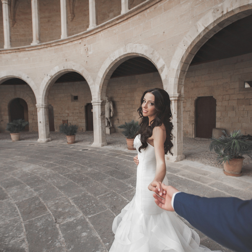 Wedding photo session in Spain. Palma De Mallorca, Spain, Yuriy Goliak photographer, #23644