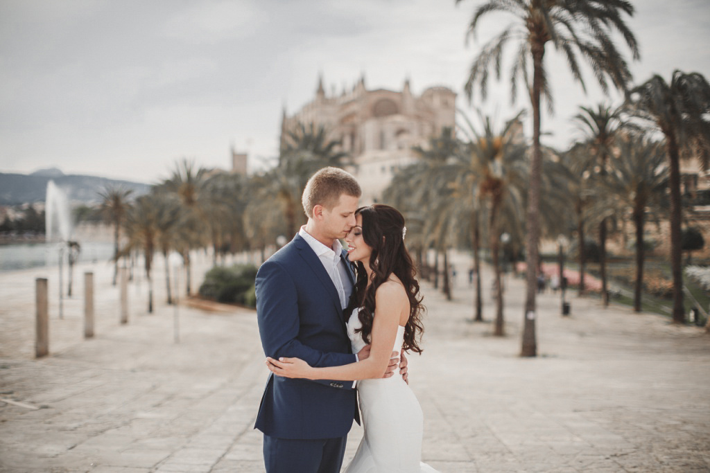 Wedding photo session in Spain. Palma De Mallorca, Spain, Yuriy Goliak photographer, #23640