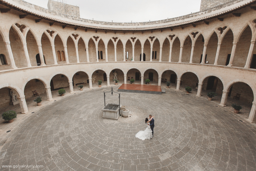 Wedding photo session in Spain. Palma De Mallorca, Spain, Yuriy Goliak photographer, #23648