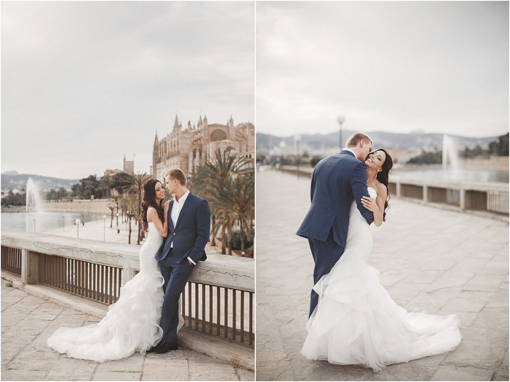 Palma De Mallorca wedding photographer