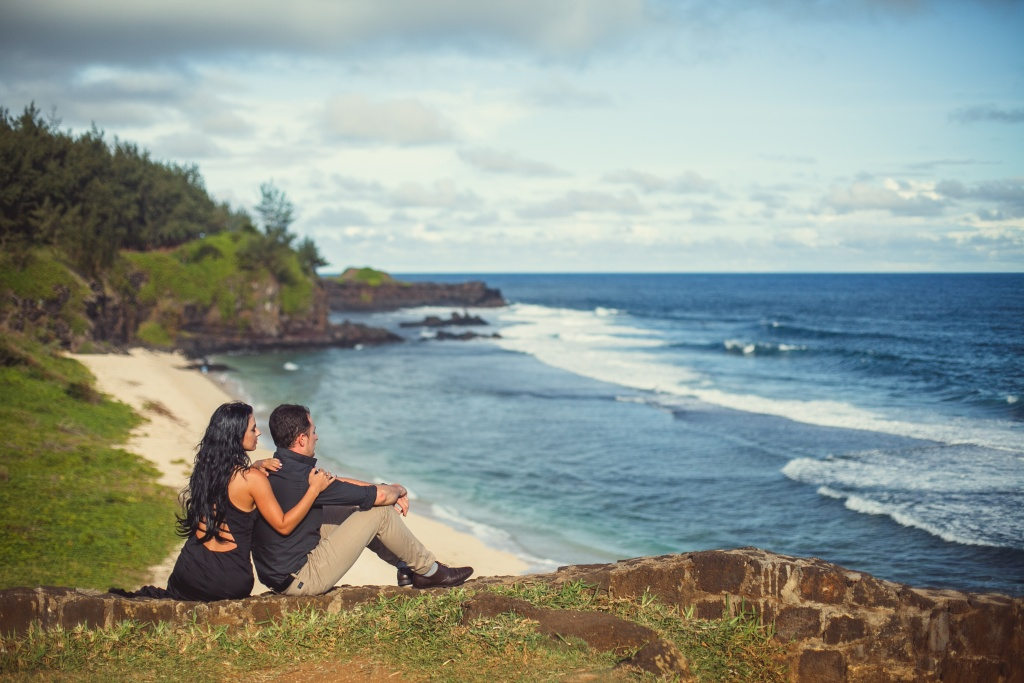 Prewedding photoshoot in Mauritius