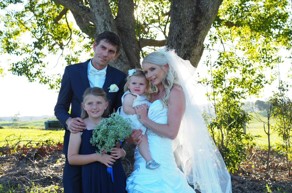Wedding of Michael and Lyndall