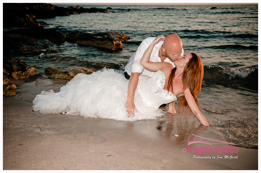 Trash the Dress in Cyprus