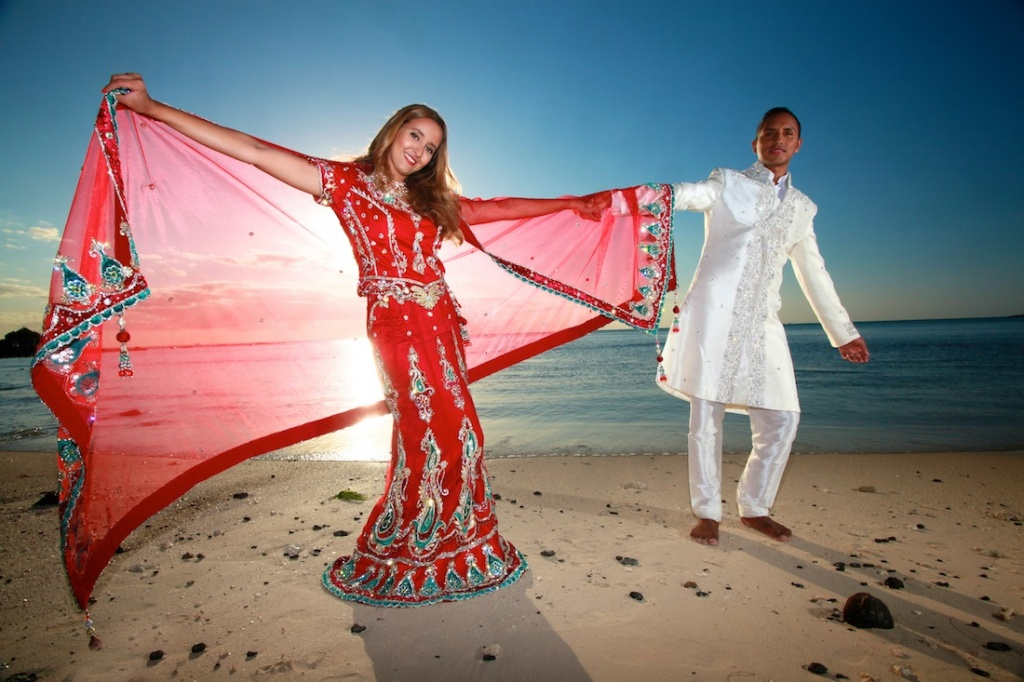 exotique wedding in Mauritius