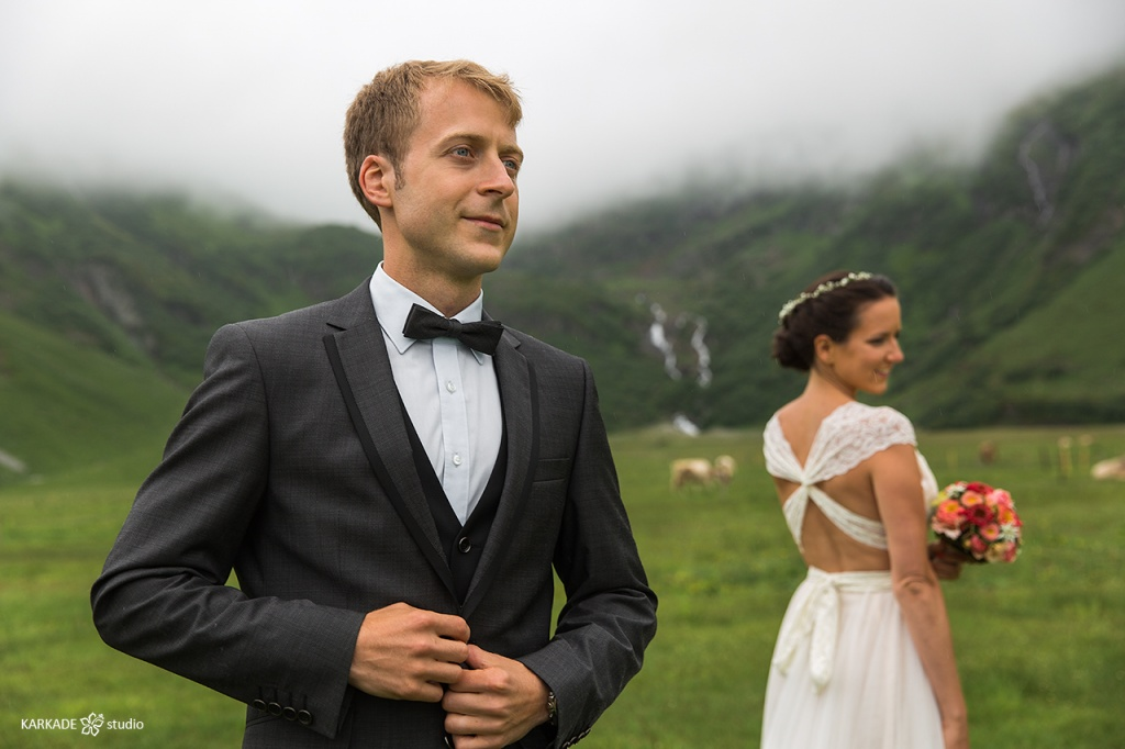 Wedding in Switzerland