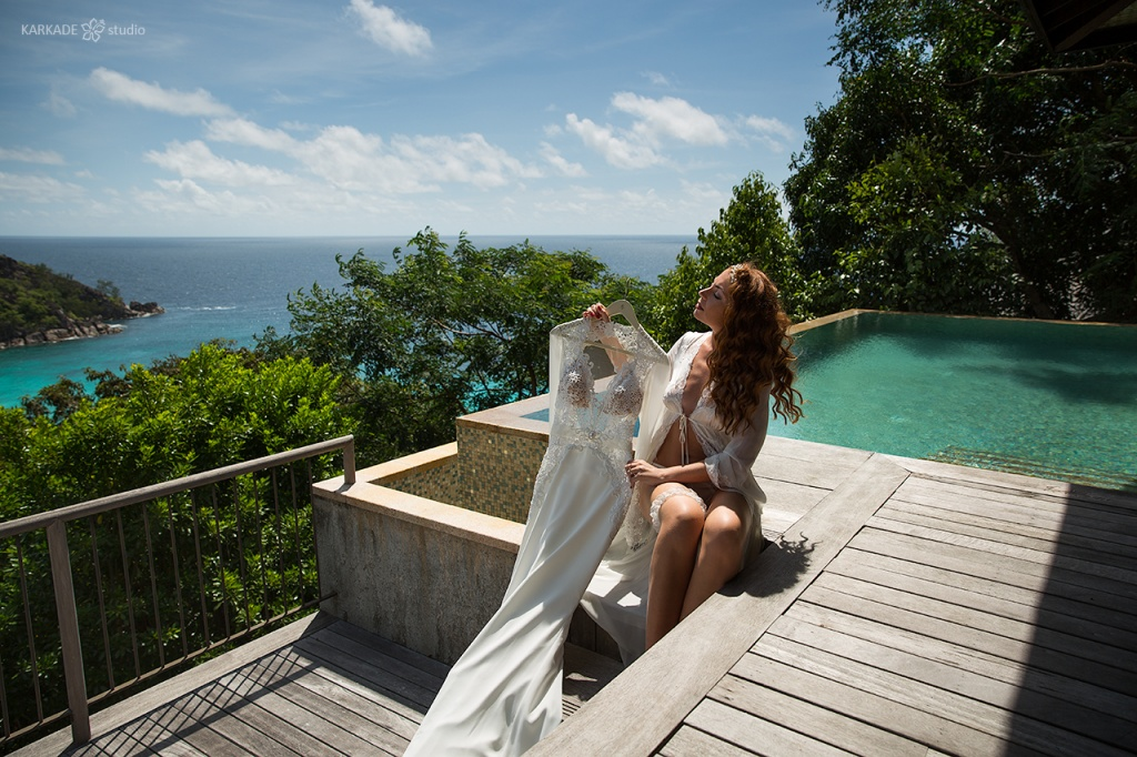 Wedding in Seychelles