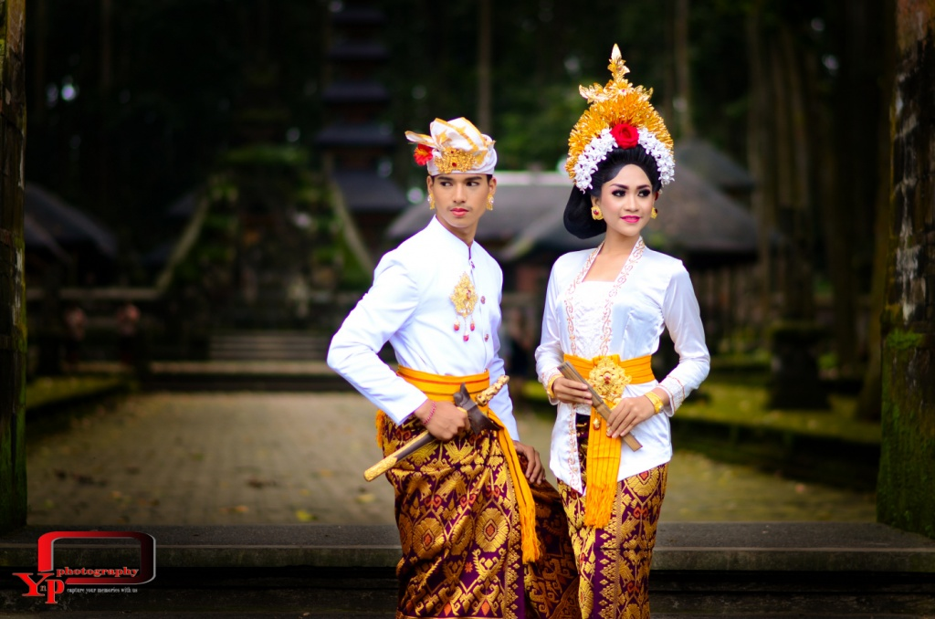 Balinese traditional dress