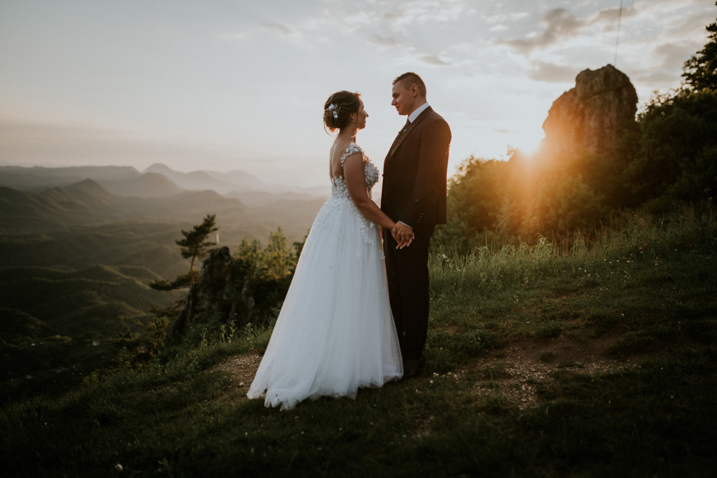 Wedding photoshoot in Croatia