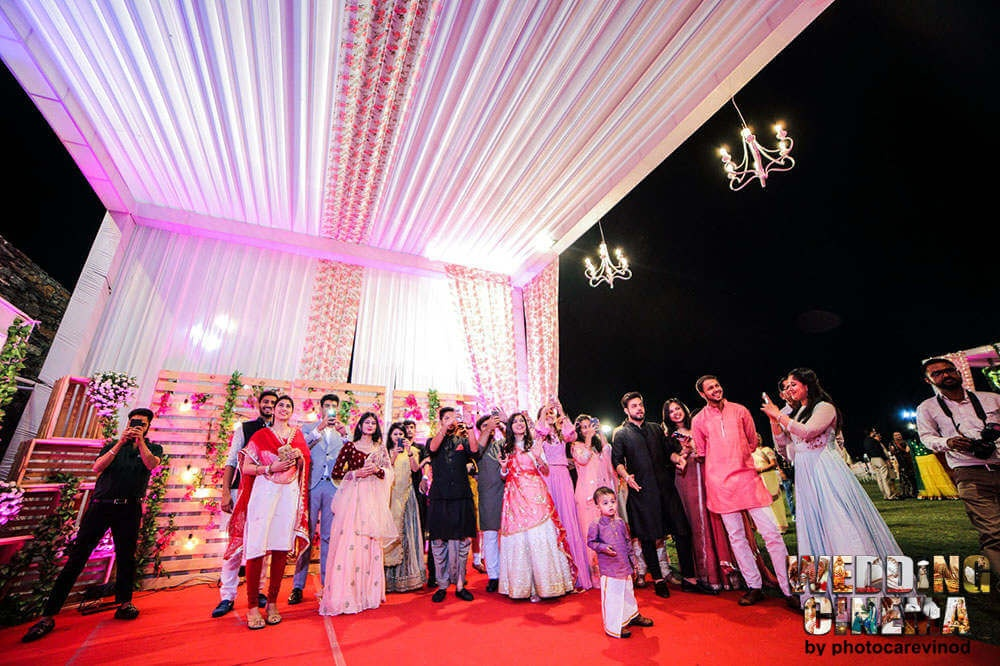 India, Wedding Cinema photographer, #15504