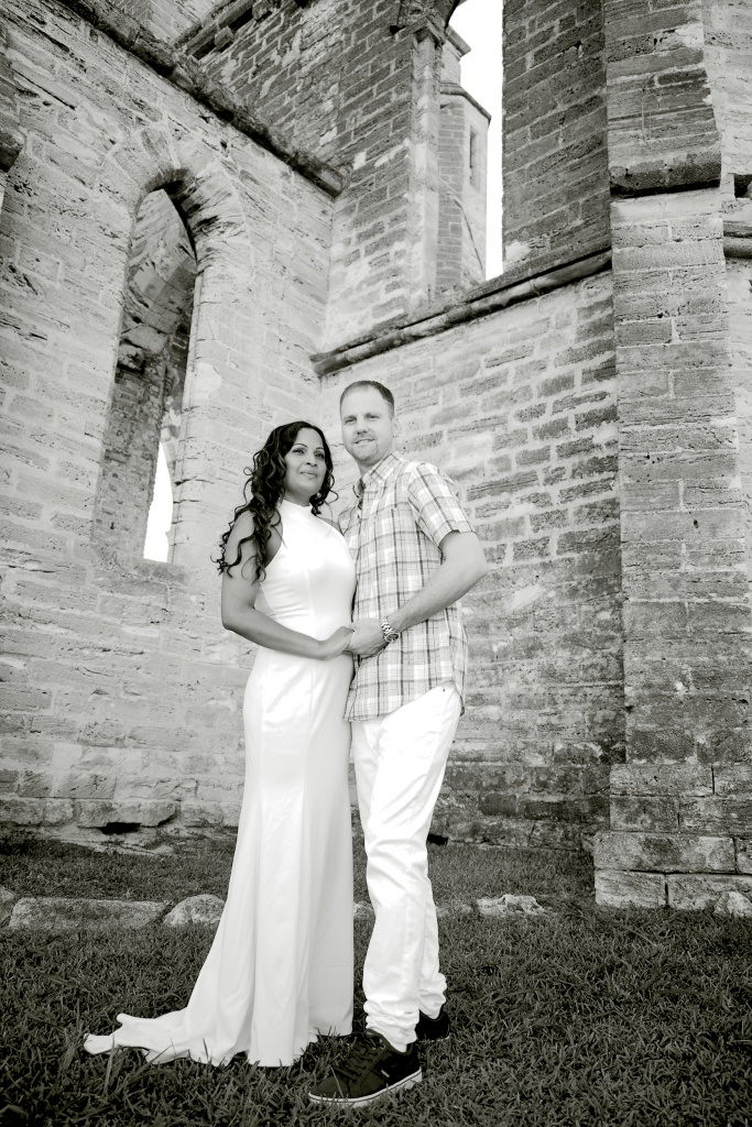 Engagement at The Unfinished Church