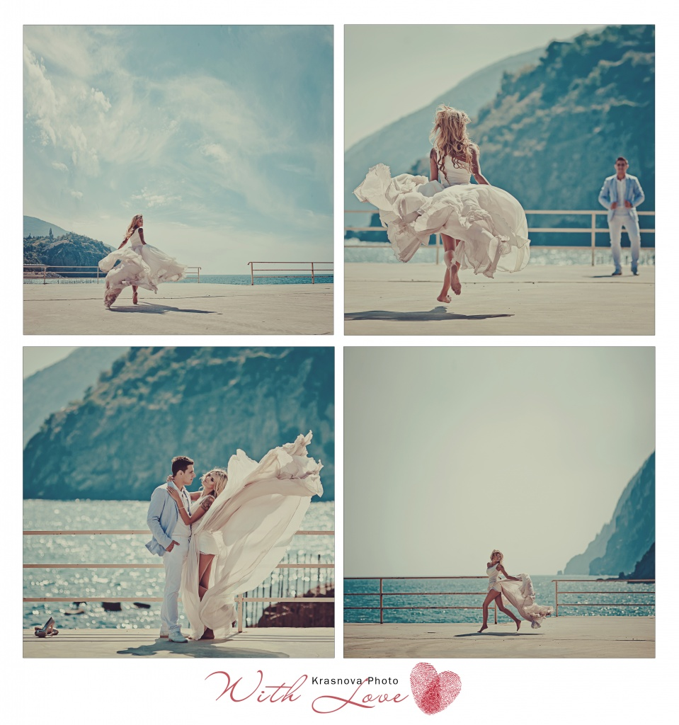 "Destination wedding photographer Krasnova Photo ""With Love"", based in Europe and available worldwide.