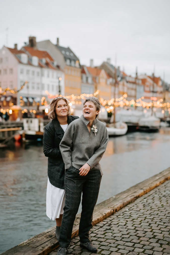 One night in Nyhavn