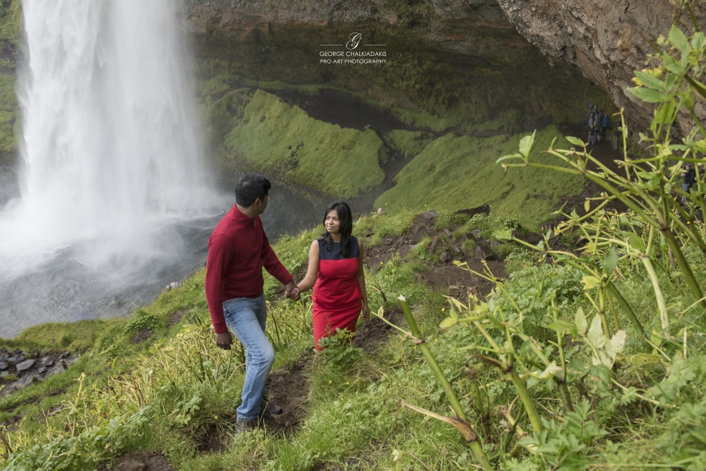 Iceland Honeymoon Photoshoot