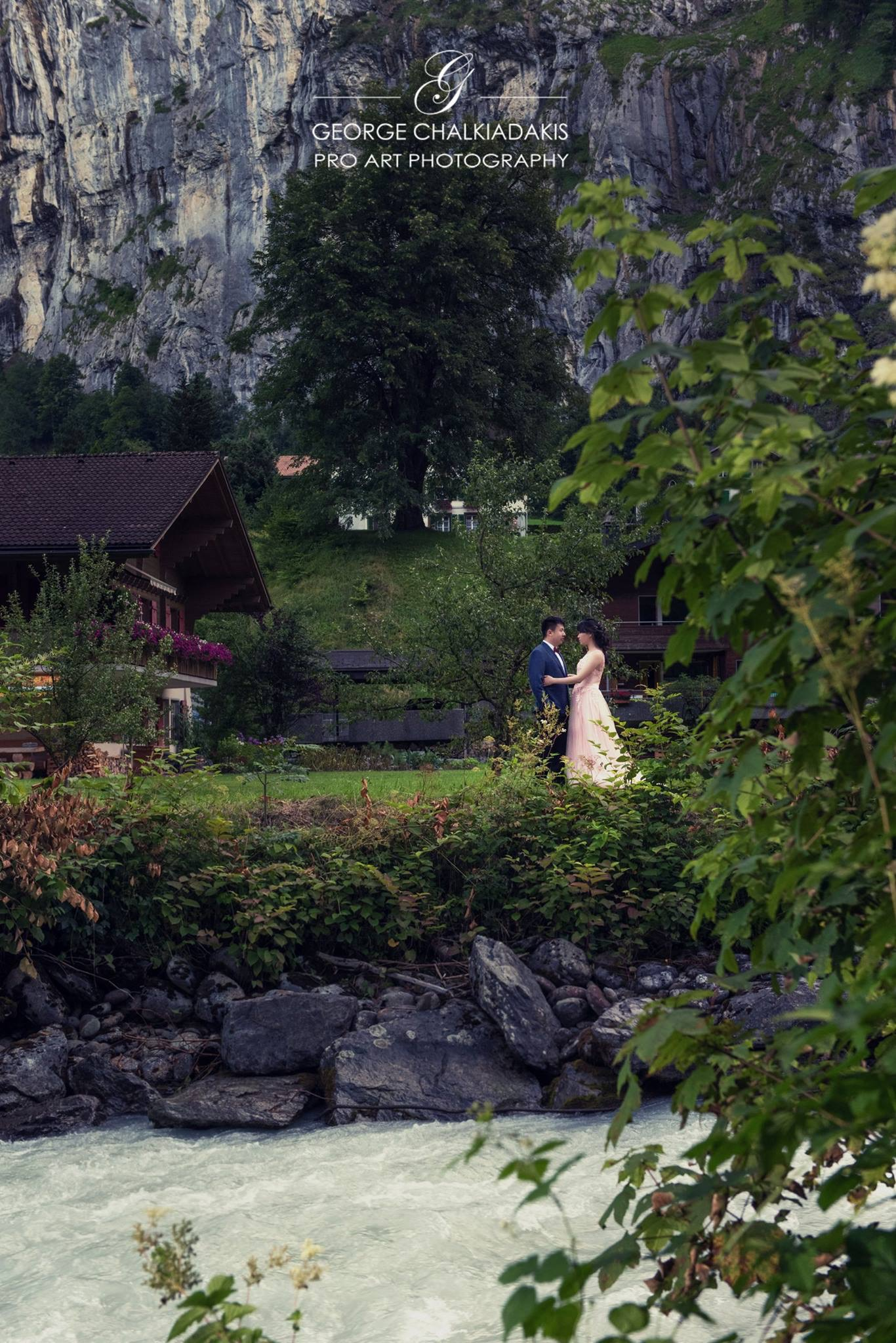Switzerland Pre Wedding Photoshoot
