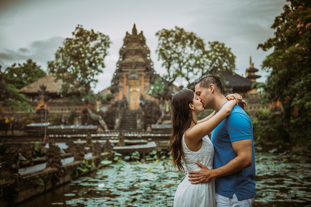 Honeymoon in Ubud-Bali