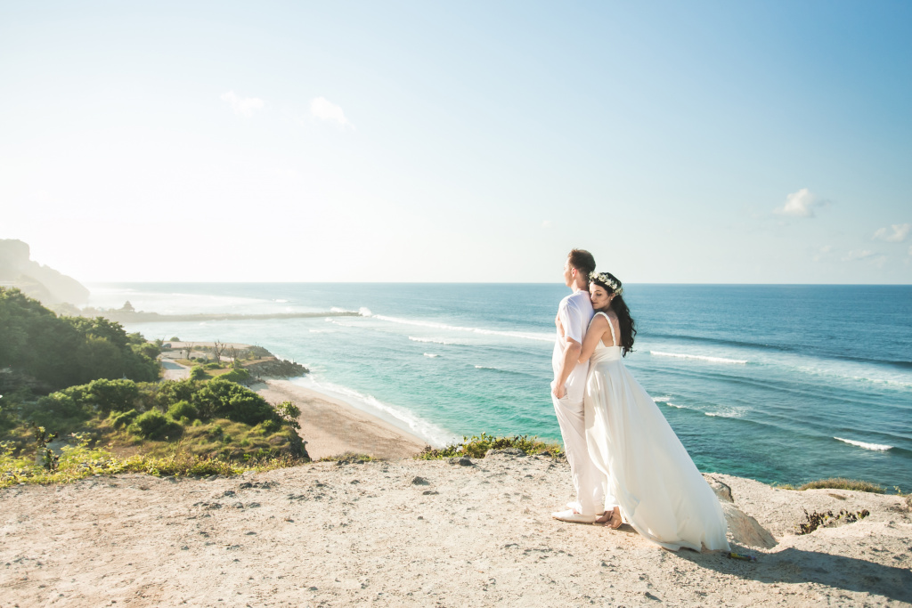 Prewedding or Honeymoon Photo in Bali