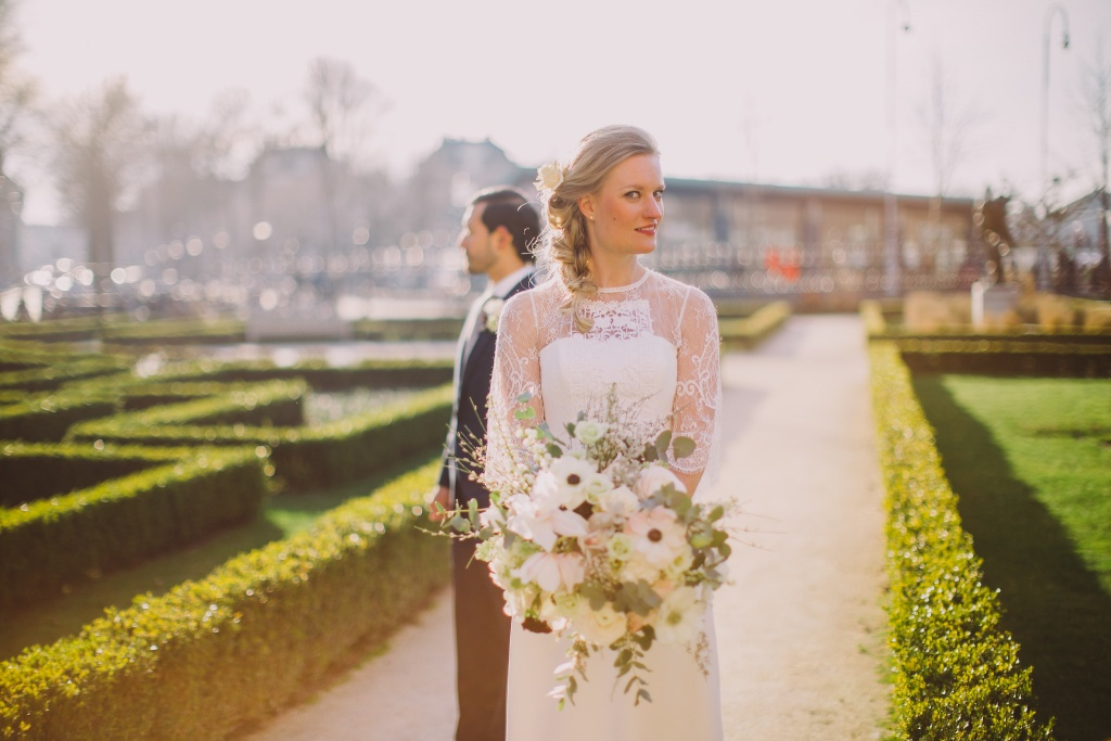 Winter Wedding Amsterdam