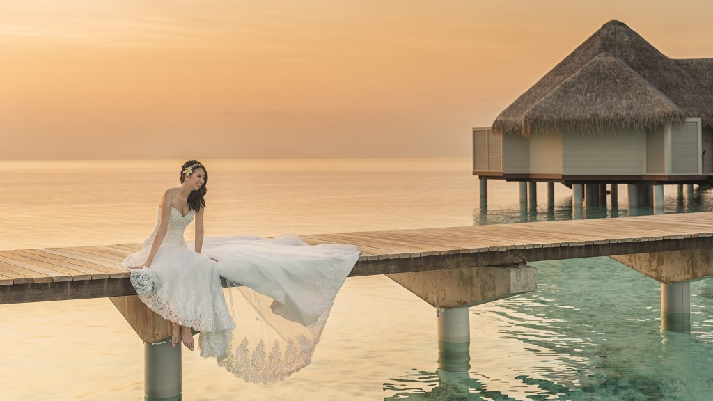 Maldives Bride