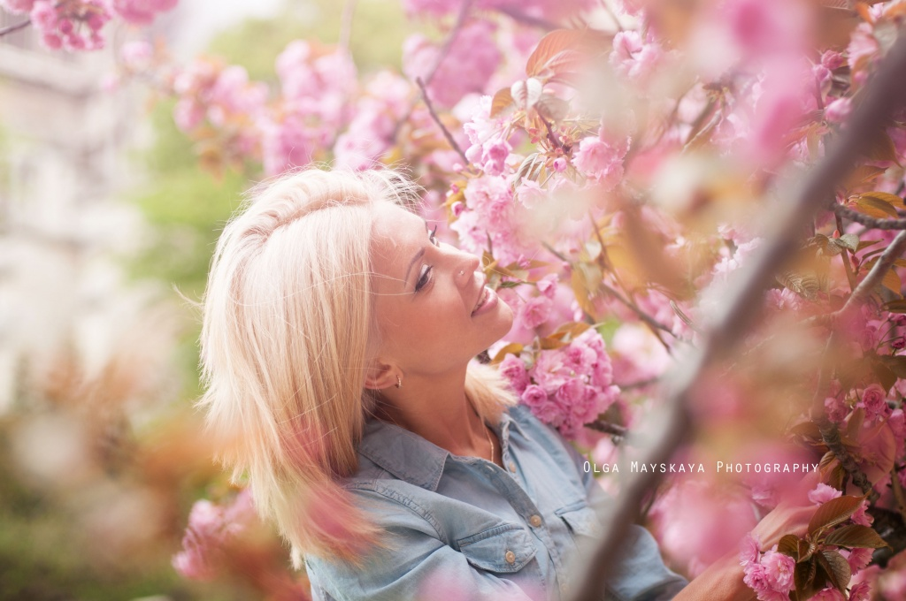 Pink april, France, Olga Mayskaya photographer, #496