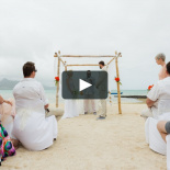 Arie + Angelique :: Preskil Resort :: Mauritius Beach Wedding Highlights.