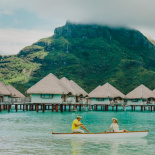 Honeymoon photographer at Bora Bora