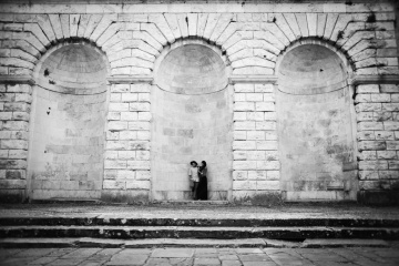 Romantic engagement in Florence, Italy, Laura Barbera photographer, #7865