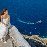 Santorini Weddings & Vacation Photoshoots