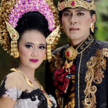 Balinese Tradition Pre-wedding photoshoot