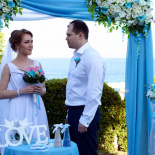 WEDDING CEREMONY IN SHARM-EL-SHEIKH HOTEL