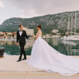 Perast afterwedding story