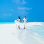 Maldives wedding in Kuredu resort