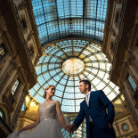 Pre-Wedding Photoshoot In Milano
