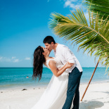 Wedding love story on koh Phangan