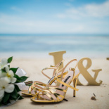 Ilona & David Seychelles wedding