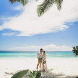 Seychelles Honeymoon Photo session