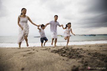 Family Holiday in Bali