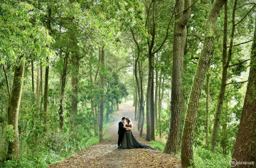 Bali prewedding photo shoot