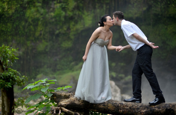 Bali prewedding shoot
